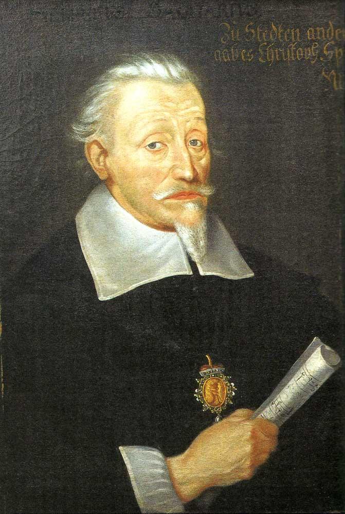 Portrait de Heinrich Schütz